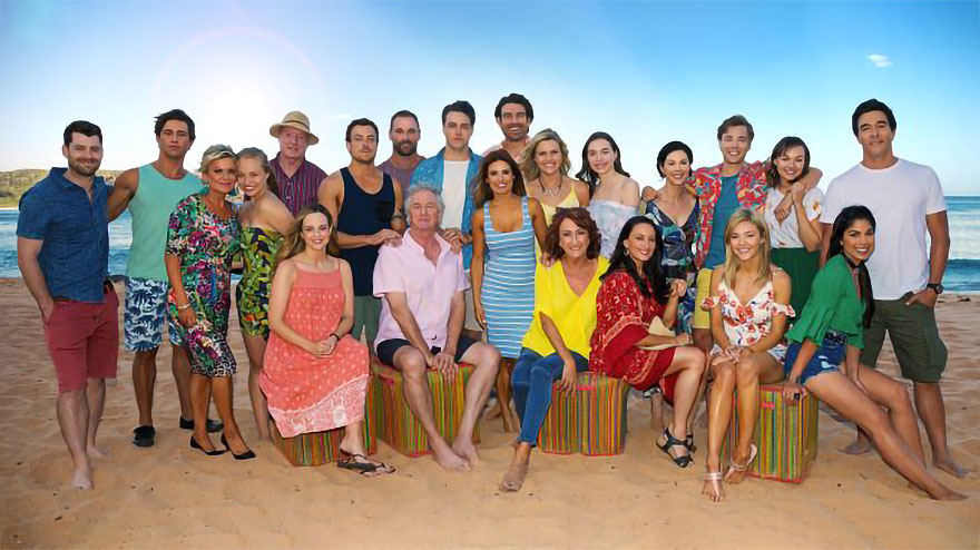 Home & Away Cast