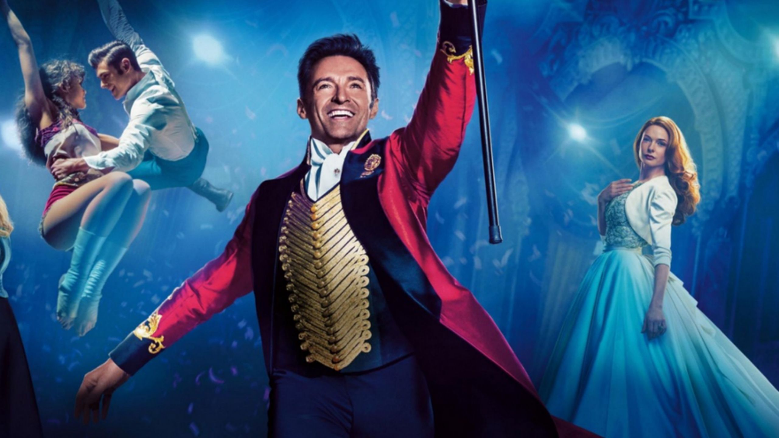 The Greatest Showman Promo Photo