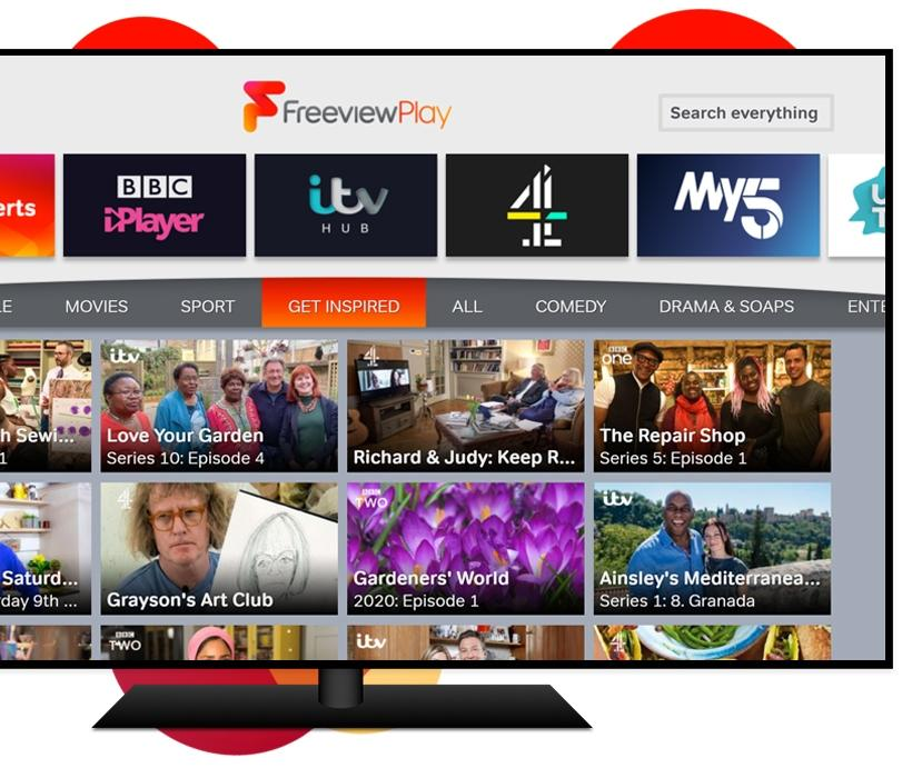 Image of Freeview's Channel 100