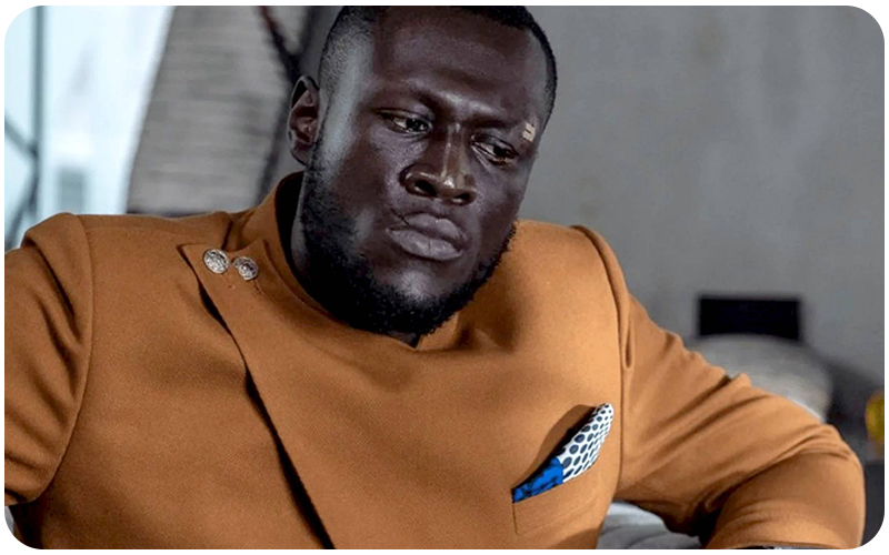 Stormzy playing a newspaper editor in Noughts+Crosses