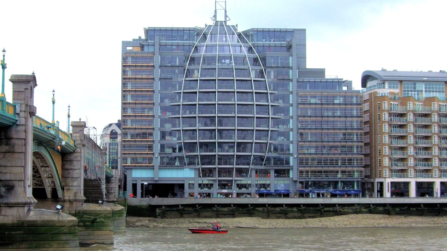 Ofcom building, Riverside House - London