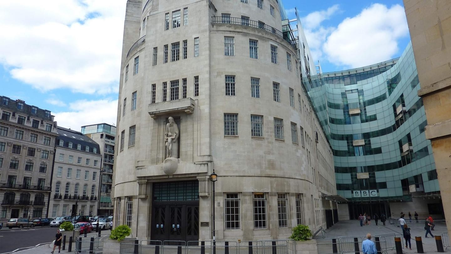 BBC Broadcasting House, London