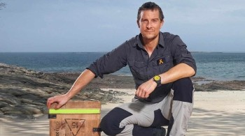 Treasure Island Bear Grylls