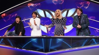 The Masked Singer - panel of judges