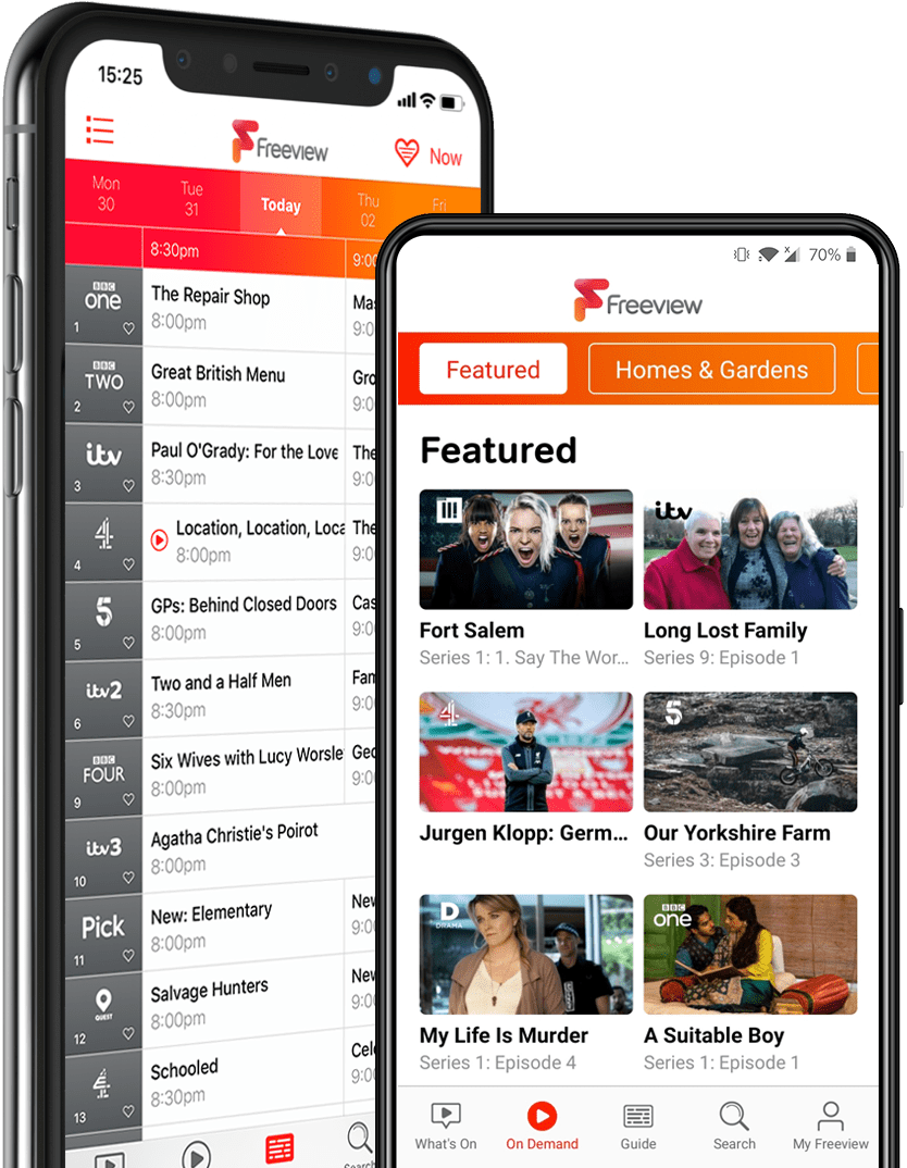Freeview App